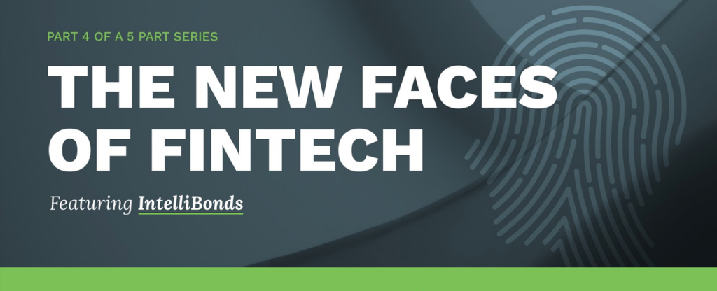 Image advertising the blog,The New Faces of Fintech